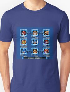 Mega Man x Super Smash Bros T-Shirt