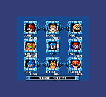 Mega Man x Super Smash Bros Unisex T-Shirt