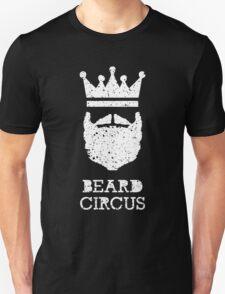 Beard Circus Logo Destroyed Unisex T-Shirt