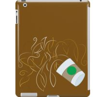 Cappuccino Creativity  iPad Case/Skin