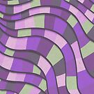 Rolling Wave Abstract 2 by SpiceTree