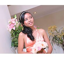 Malay Princess by Riviera Visual Photographic Print