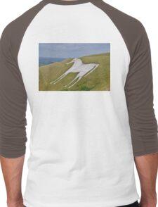 Westbury White Horse Men's Baseball ¾ T-Shirt