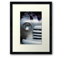 Flame Light Framed Print