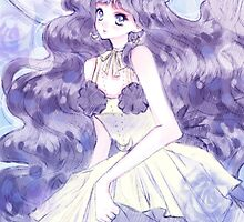 Luna sailor moon by mangaheart
