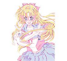 Sailor V Photographic Print
