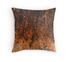 If Hell... Throw Pillow