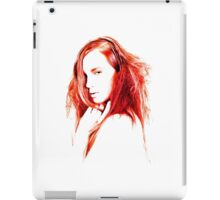 Sang-froid - Erotic art, erotic photography iPad Case/Skin