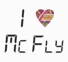 I Love McFly by Pyho