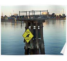 next to bolte bridge Poster