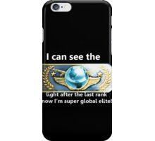 im a global elite iPhone Case/Skin