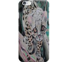 Ocelot  iPhone Case/Skin