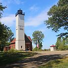 The Presque Isle Lighthouse by Jack Ryan