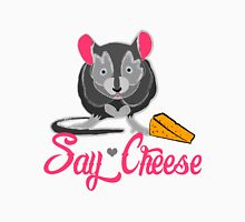 Say Cheese Mouse Unisex T-Shirt
