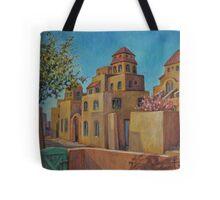 Imaginary Village Tote Bag
