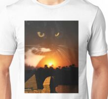 egyptian cat god Unisex T-Shirt