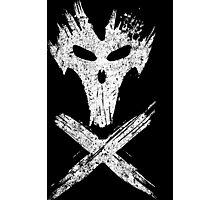 X-BONES Photographic Print