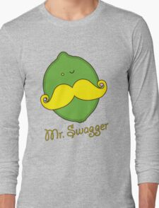 Mr Swagger Long Sleeve T-Shirt