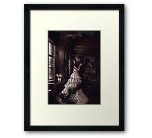 Fallen-Helston Framed Print