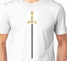 templar sword Unisex T-Shirt