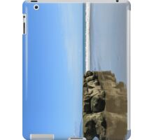 Rock at Drakes Beach iPad Case/Skin