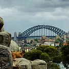 Best view of the city by TMphotography