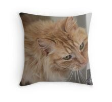 Chi Chie the diva Throw Pillow