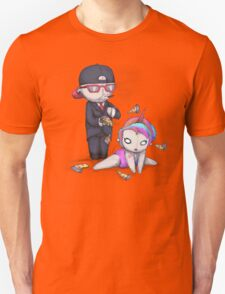 PIZZA RAIN Unisex T-Shirt