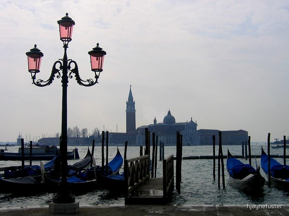 Venice - The Floating City by hjaynefoster