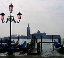Venice - The Floating City by hjaynefoster