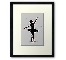 Dance With Death Framed Print