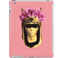 Vulpes InFlowerCrown iPad Case/Skin
