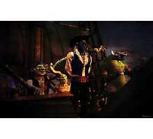 A Pirate's Life for Me Photographic Print