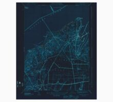 Massachusetts  USGS Historical Topo Map MA Vineyard Haven 352284 1944 31680 Inverted One Piece - Short Sleeve