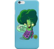 Broccoli Farts iPhone Case/Skin