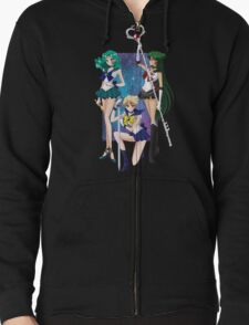 Sailor moon - Uranus, Neptune & Pluto T-Shirt