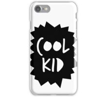 Cool Kid iPhone Case/Skin