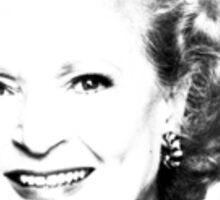 Betty, 2010 Sticker