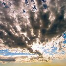 Lines of Clouds by Ali Brown