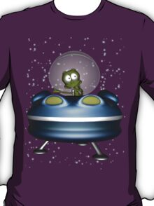 little Alien Lost in Space T-Shirt
