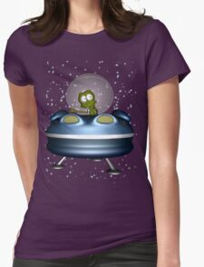 little Alien Lost in Space T-Shirt