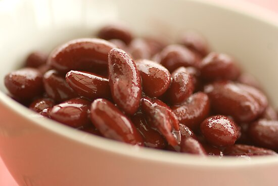 Kidney Beans by ChiaraLily