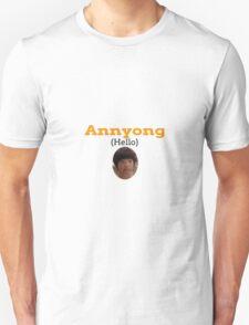Annyong (Hello) T-Shirt