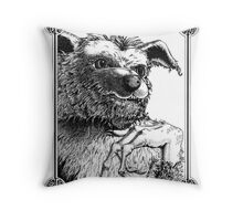 Sibeal's Kiipeh Throw Pillow