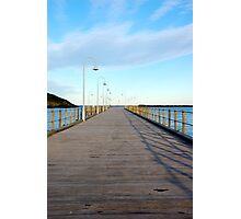Coffs Harbour Jetty Photographic Print