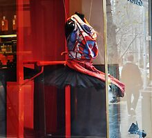 window dressing by Karen E Camilleri