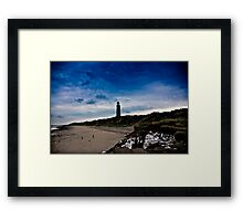 Early Morning at Spurn Point Framed Print