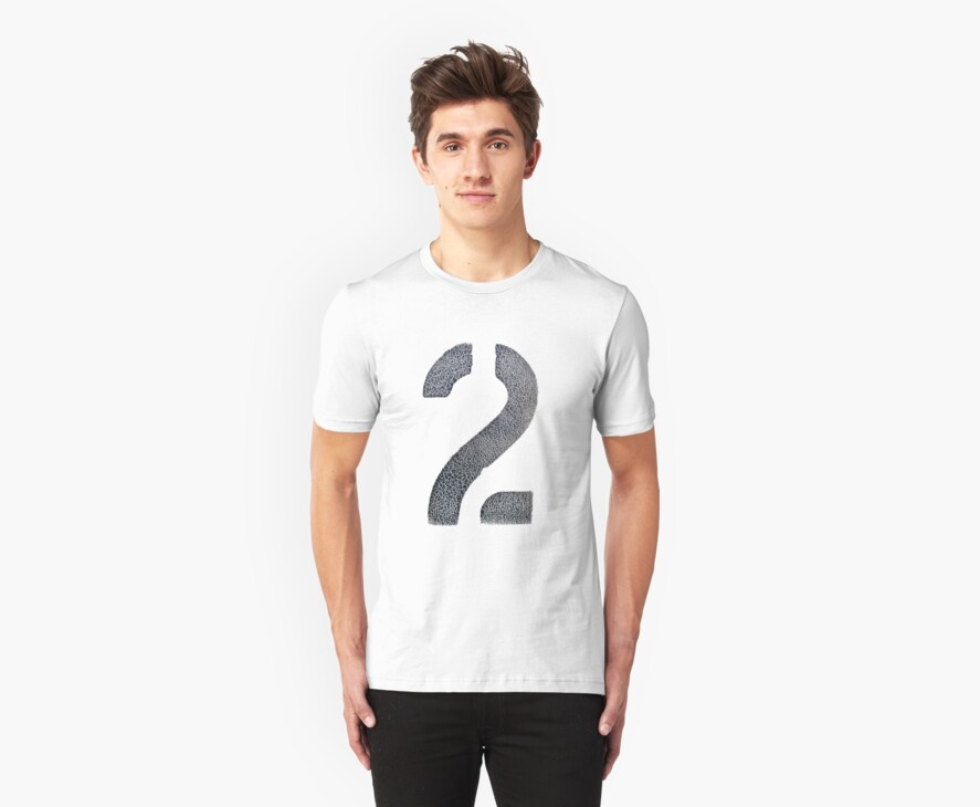 2 Tee by Jay Taylor