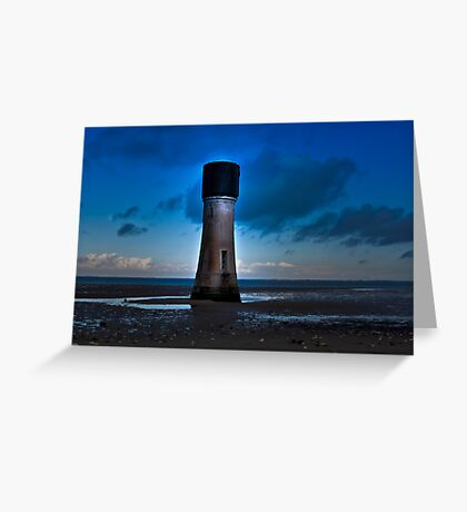 Morning on the Estuary Greeting Card