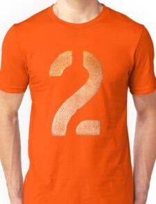 2 Tee - Gold Unisex T-Shirt